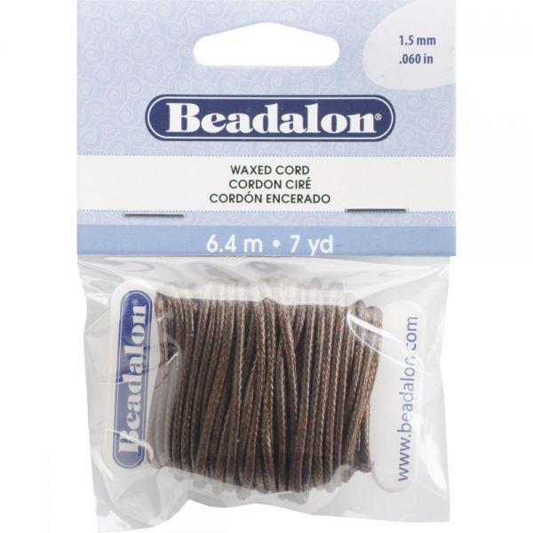 Beadalon Korean Wax Cord