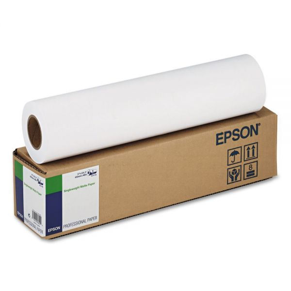 "Epson Singleweight 17"" Wide Format Paper"