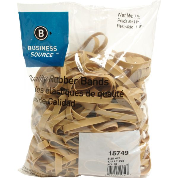 Business Source #73 Rubber Bands
