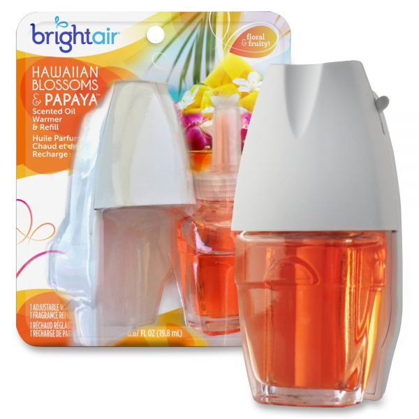 Bright Air Hawaiian Scented Oil Warmers