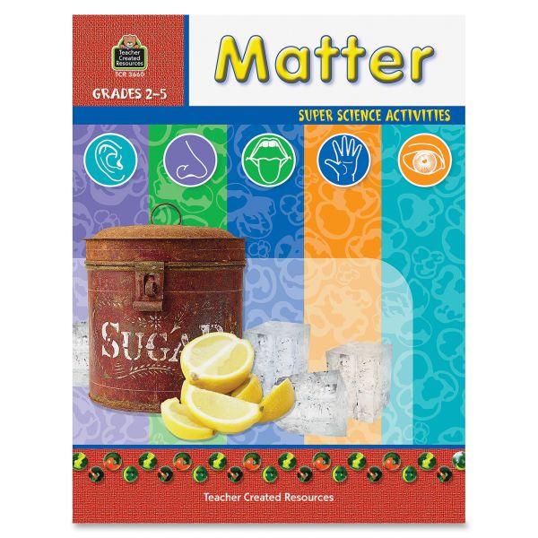 Matter Super Science Activities