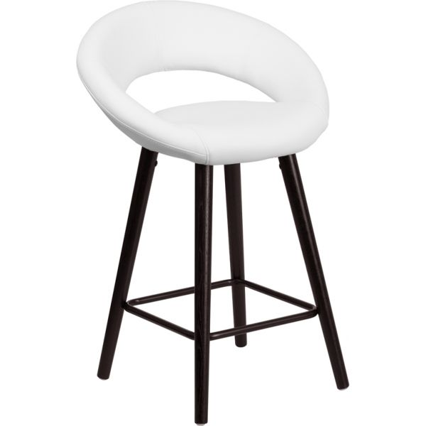 Flash Furniture Kelsey Series 24'' High Contemporary Counter Height Stool