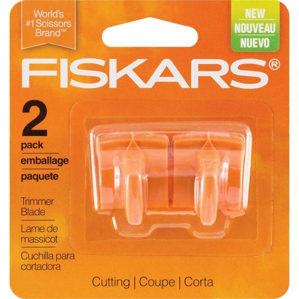 Fiskars Reinforced Trimmer Blades 2/Pkg