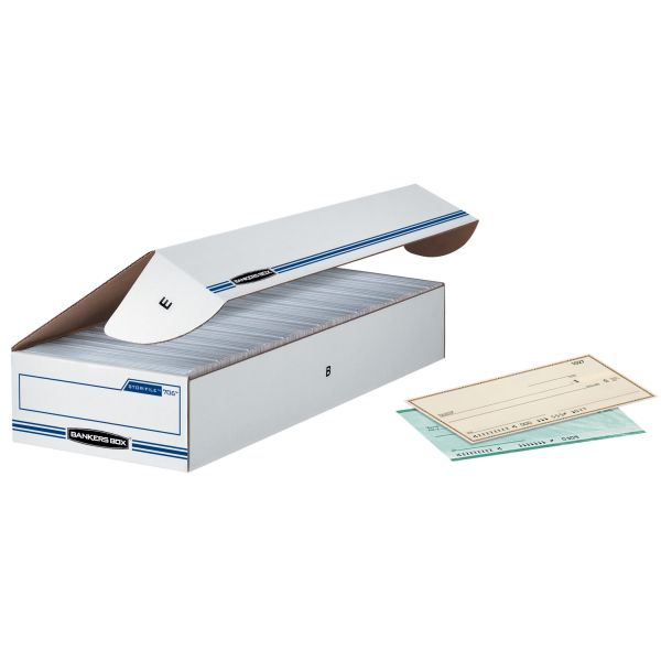 Bankers Box Stor/File Check Storage Boxes