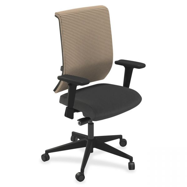 Mayline Commute Series Fully Upholstered Task Chair