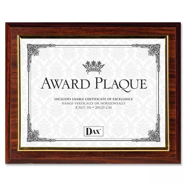 DAX Insertable Plaque