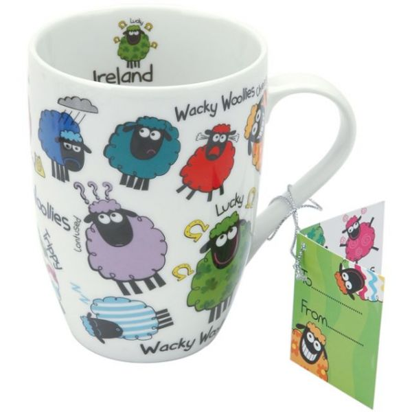 Wacky Woollies Ceramic Mugs