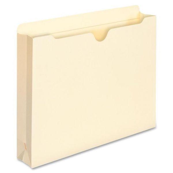 Smead Reinforced Tab File Jackets