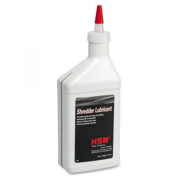 HSM Shredder Lubricant - 16 oz
