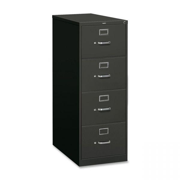 HON 310 Series 4 Drawer Vertical File Cabinet