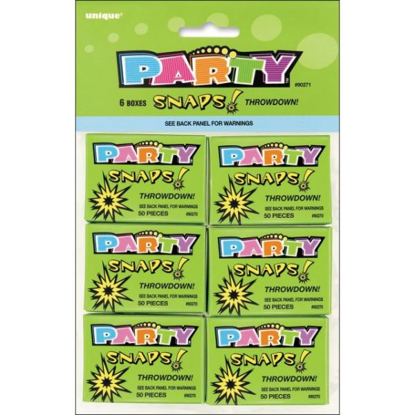Party Favors 6/Pkg