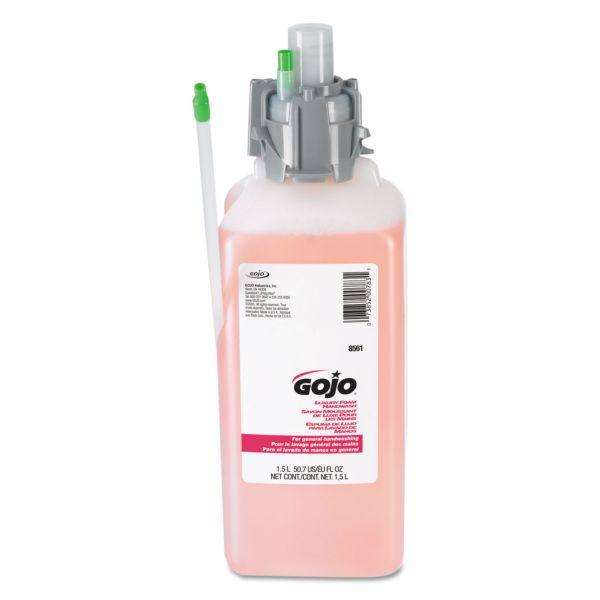 Gojo Sanitary Sealed Counter Mount Soap Refill