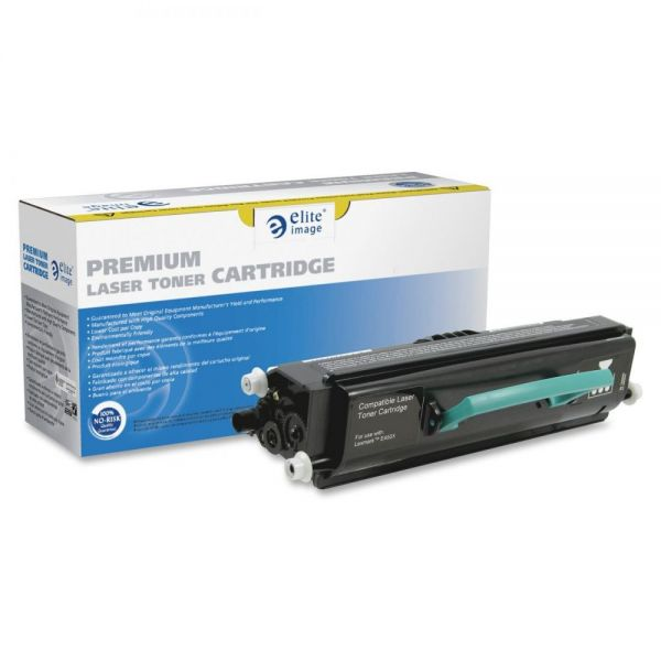 Elite Image Remanufactured Lexmark E450H41G Toner Cartridge