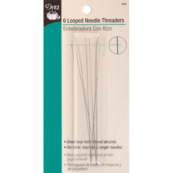 Looped Needle Threaders