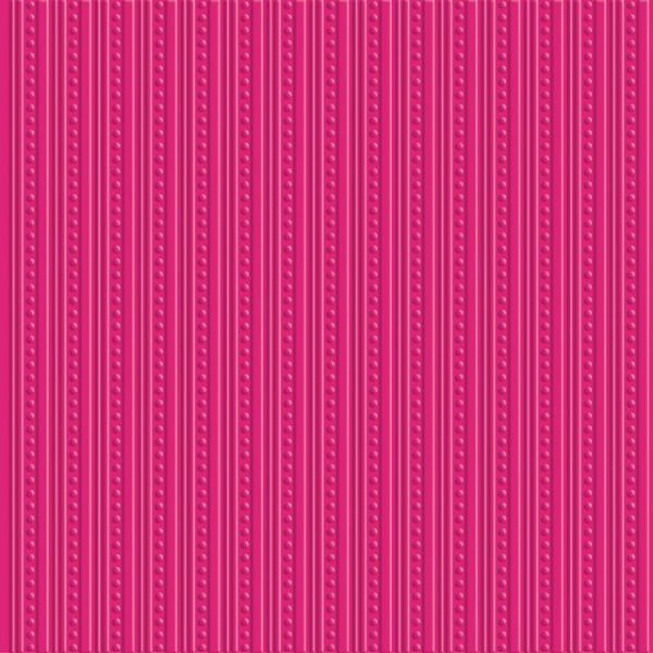 Ruby Rock-It Dark Pink Embossed Cardstock