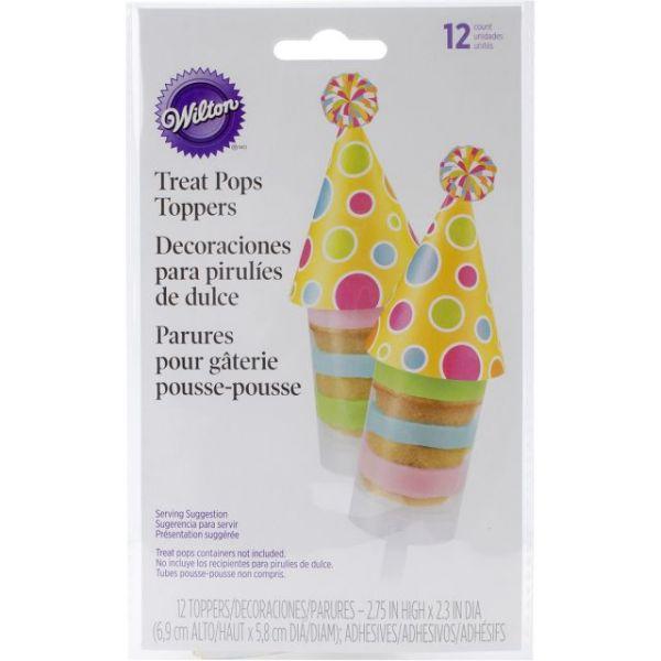 Treat Pops Toppers 12/Pkg