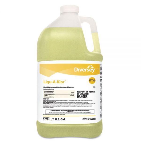 Diversey Liqu-A-Klor Disinfectant/Sanitizer