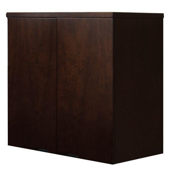 Mayline Mira Series Wood Veneer Wardrobe Unit, 34-1/2w x 24d x 38h, Espresso