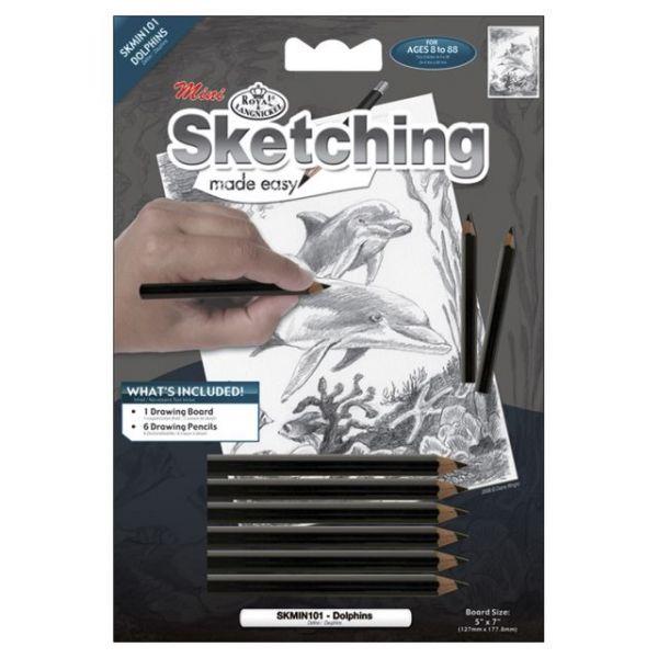 Mini Sketching Made Easy Kit