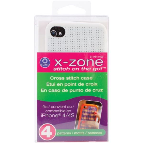 Cross Stitch iPhone 4 Case Kit
