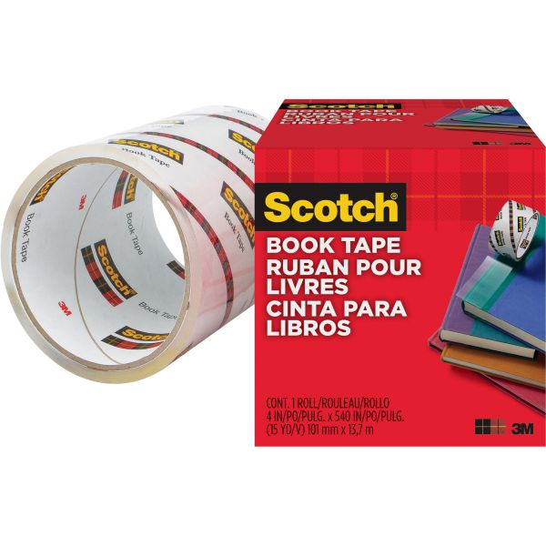 """Scotch 4"""" Book Repair Tape"""
