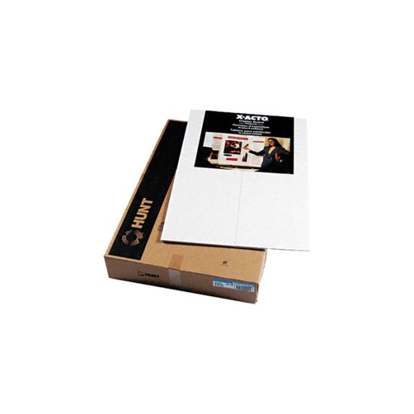 Elmer's CFC-Free Polystyrene Foam Premium Display Board, 36 x 48, White, 12 per Carton