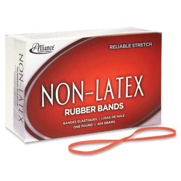 Alliance #54 Non-Latex Colored Rubber Bands