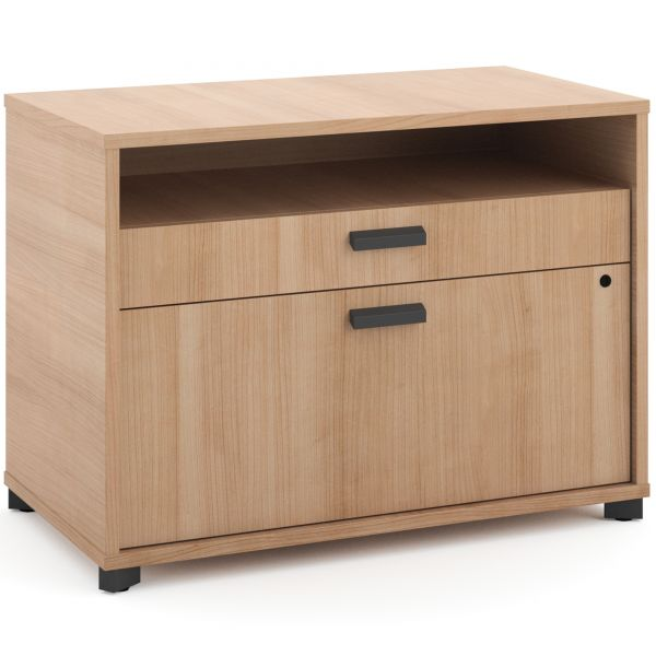 "HON Manage File Center | 1 Shelf / 2 Drawers | 30""W"