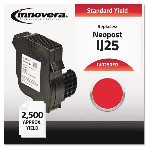 Innovera Remanufactured Neopost IJ25 Ink Cartridge