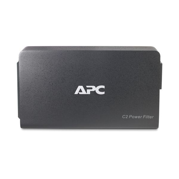 APC C Type AV Power Filter 2-Outlets Surge Suppressor