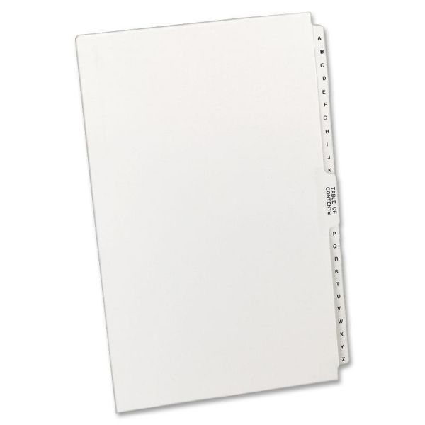 Avery Premium Collated Legal Size Legal Index Dividers