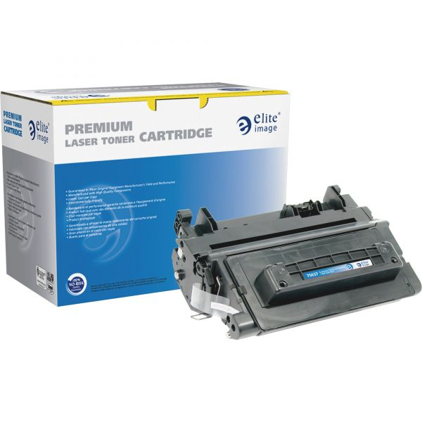 Elite Image Remanufactured HP CE390A MICR Toner Cartridge