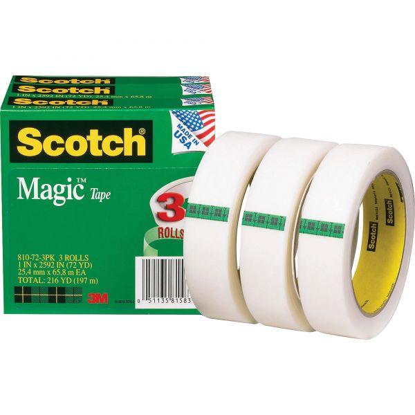 Scotch Magic Invisible Tape Refills