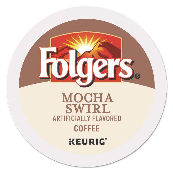 Folgers Gourmet Selections Mocha Swirl Coffee K-Cups