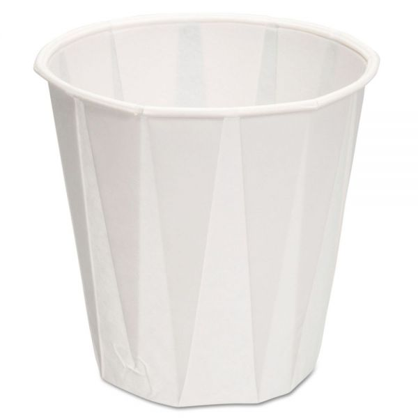 Genpak 5 oz Paper Cold Cups