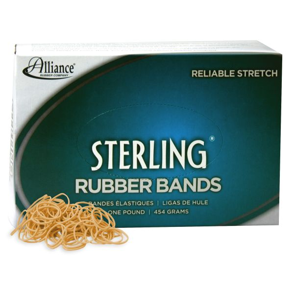 Sterling #10 Rubber Bands (1 lb)