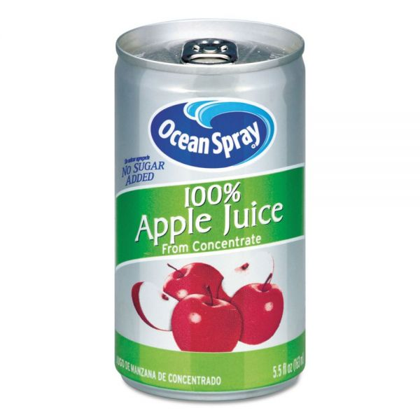 Ocean Spray 100% Apple Juice
