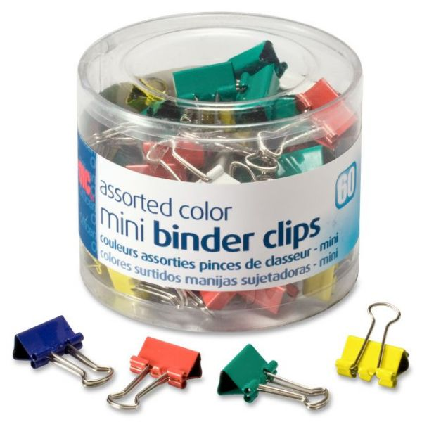 OIC Mini Binder Clips
