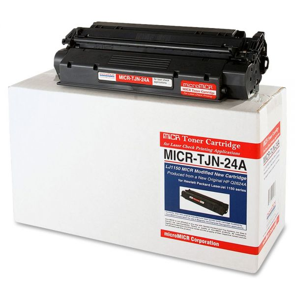 Micromicr Corporation MICR Toner Cartridge