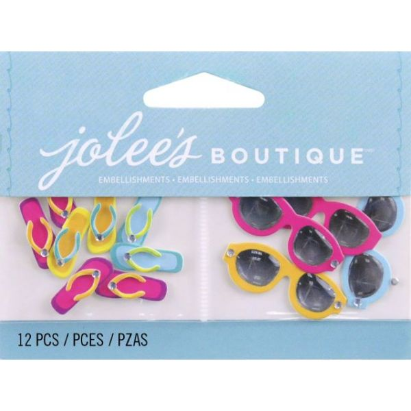 Jolee's Boutique Dimensional Embellishments