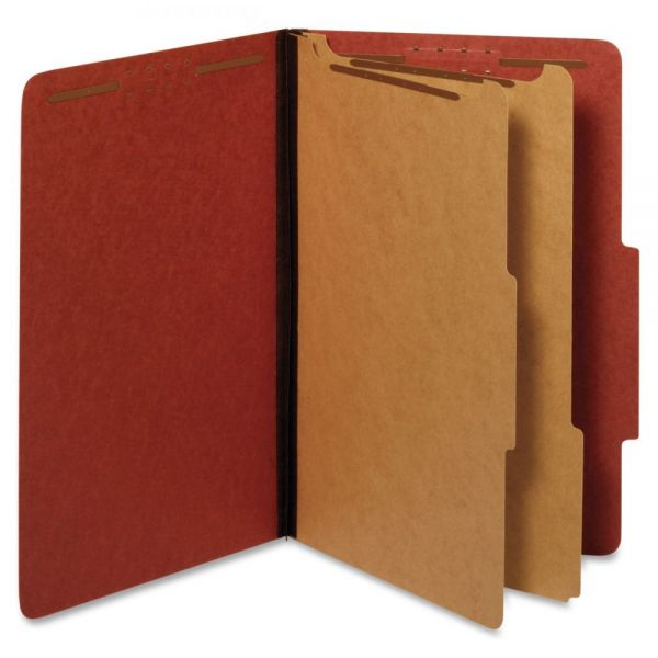 Globe-Weis Recycled Classification File Folders