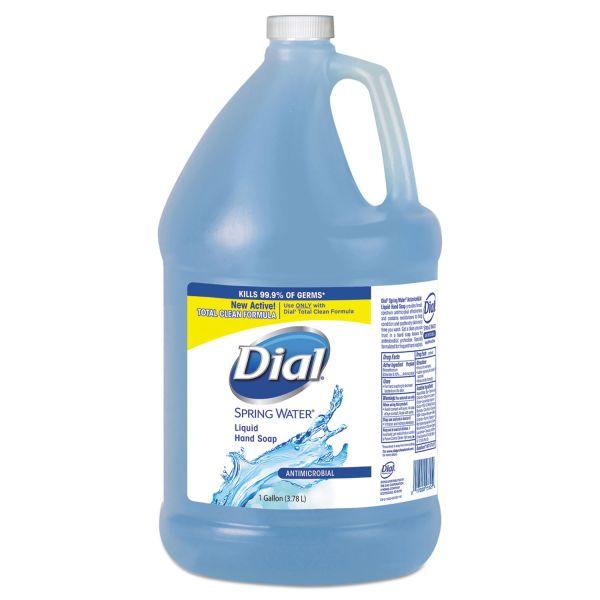 Dial Antimicrobial Liquid Hand Soap