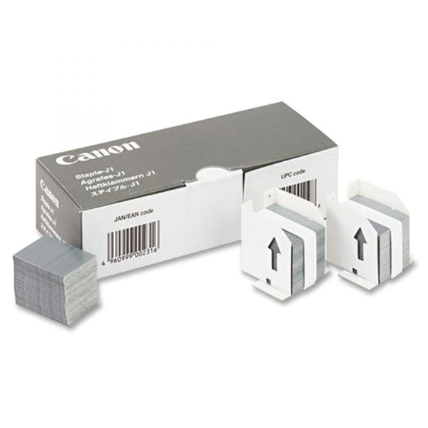Canon Standard Staples for Canon IR2200/2800/More, Three Cartridges, 15000 Staples/Box