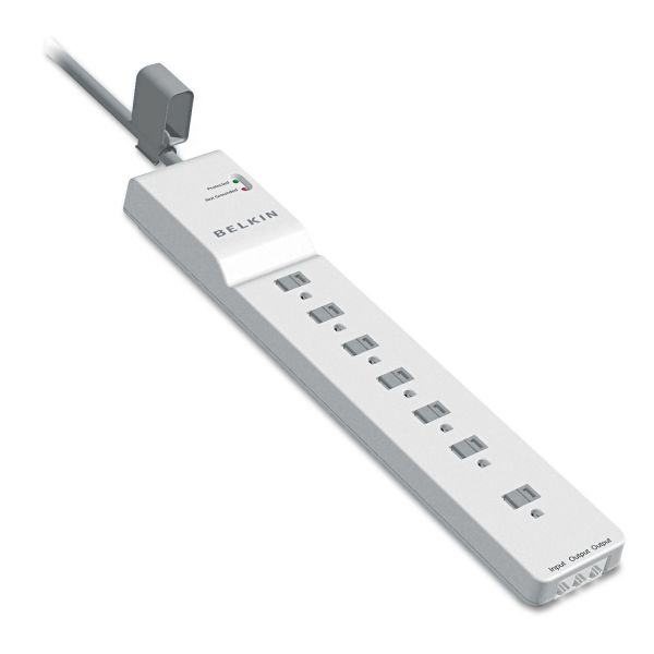 Belkin 7-Outlet Home Series SurgeMaster