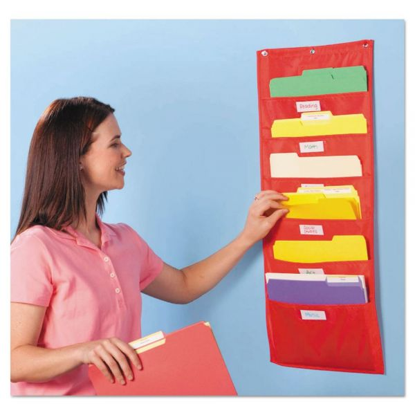 Educational Insights Storage Pocket Chart