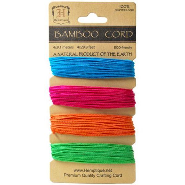 Bamboo Cord 20lb 120'
