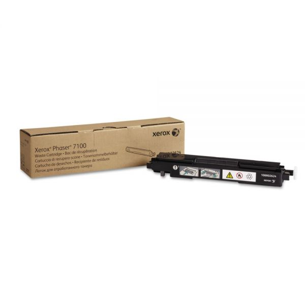 Xerox 106R02624 Waste Cartridge, 24000 Page-Yield