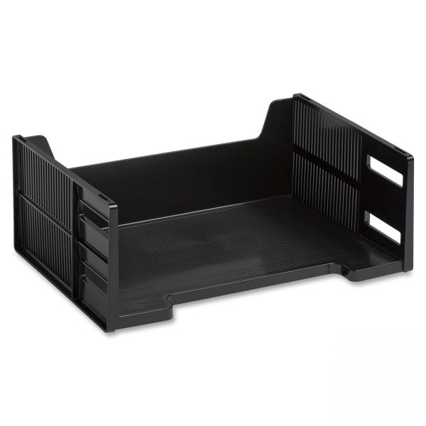 Rubbermaid Stackable Side Loading Letter Tray