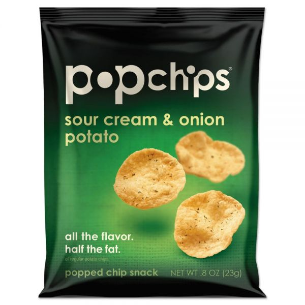 popchips Potato Chips