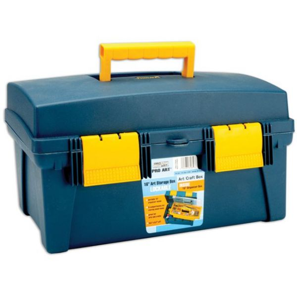 Pro Art Storage Box W/Inner Tray